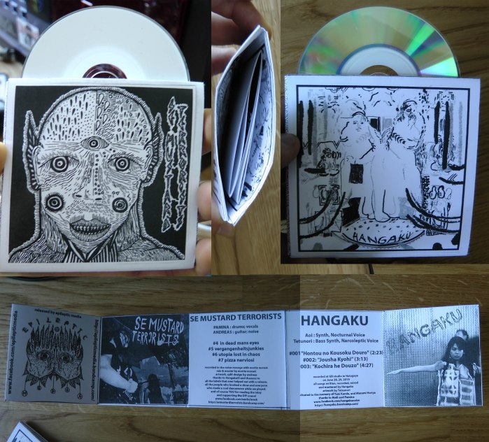 se mustard terrorists_ hangaku split preview
